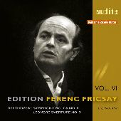 Album artwork for EDITION FERENC FRICSAY V6 - Beethoven 7 & 8, Leono