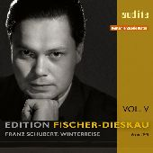 Album artwork for EDITION FISCHER-DIESKAU V5 - Schubert - Winterreis