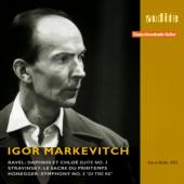 Album artwork for IGOR MARKEVITCH