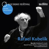 Album artwork for Bartok: BLUEBEARDS CASTLE / Kubelik