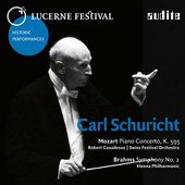 Album artwork for Lucerne Festival Historic Vol. 11: Schuricht