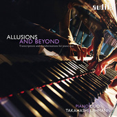 Album artwork for AIllusions & Beyond: Transcriptions & Transformati