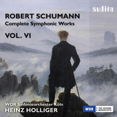 Album artwork for Schumann: Complete Symphonic Works  vol.6