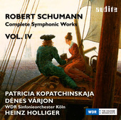Album artwork for Schumann: Complete Symphonic Works, Vol. 4