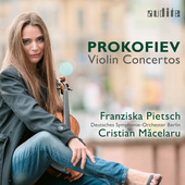 Album artwork for Prokofiev: Violin Concertos