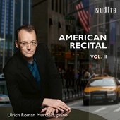 Album artwork for American Recital, Vol. 2