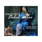Album artwork for Boccherini: Stabat Mater / Dieltiens