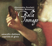 Album artwork for BELLA IMMAGO
