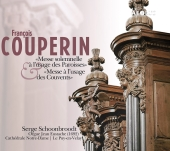 Album artwork for COUPERIN - MESSE SOLEMNELLE