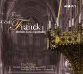 Album artwork for FRANCK AVANT CESAR FRANCK