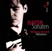 Album artwork for HAYDN SONATAS