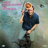 Album artwork for A. MANGELSDORFF & FRIENDS (LP)