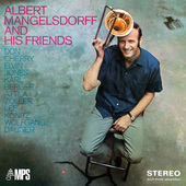 Album artwork for A. MANGELSDORFF & FRIENDS