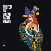 Album artwork for BADEN POWELL - TRISTEZA ON GUITAR (LP)