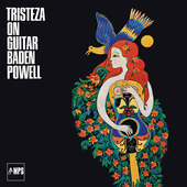 Album artwork for TRISTEZA ON GUITAR