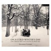 Album artwork for Quadriga Consort: On a Cold Winter's Day