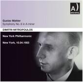 Album artwork for Mahler: Symphony No. 6