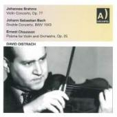 Album artwork for DAVID OISTRAKH PLAYS - BRAHMS / BACH / CHAUSSON