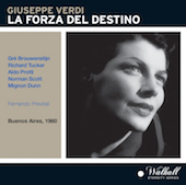 Album artwork for Verdi: Forza del destino