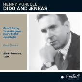Album artwork for Purcell: Dido and Aeneas, Z. 626 (Live)