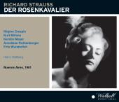 Album artwork for Strauss: Der Rosenkavalier