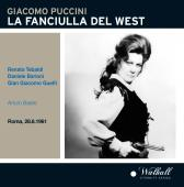 Album artwork for Puccini: La fanciulla del West (1961)