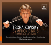 Album artwork for Mariss Jansons conducts Tchaikovsky