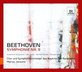 Album artwork for Beethoven: Symphonies #9 / Jansons