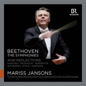Album artwork for Beethoven: Symphonies & Reflections / Jansons