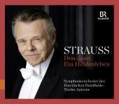 Album artwork for R. Strauss: Don Juan; Heldenleben