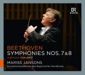 Album artwork for Beethoven: Symphonies Nos. 7 & 8