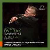 Album artwork for Dvorak: Symphonie No. 8; Suk: Serenade