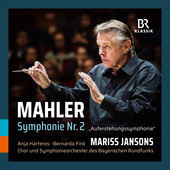 Album artwork for Mahler: Symphony No. 2 in C Minor