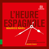 Album artwork for Ravel: L'heure espagnole, M. 54