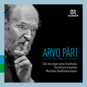Album artwork for Arvo Pärt: Live
