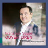 Album artwork for Suppé: Overtures