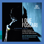 Album artwork for Verdi: I due Foscari