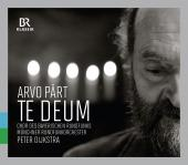 Album artwork for Arvo Paert: Te Deum