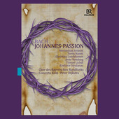 Album artwork for Bach: Johannes-Passion