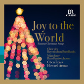 Album artwork for Joy to the World: Famous Christmas Songs