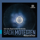 Album artwork for Bach: Motetten