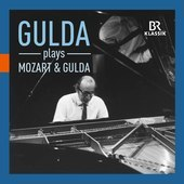 Album artwork for Mozart & Gulda Piano Works (Live)