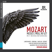 Album artwork for Mozart: Messe in C-Moll, K. 427