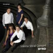 Album artwork for BYRD: CHORAL MUSIC