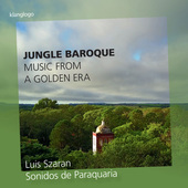 Album artwork for Jungle Baroque