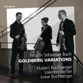 Album artwork for Bach: Goldberg Variations, BWV 988 (Arr. D. Sitkov