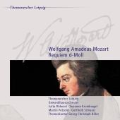 Album artwork for Mozart: Requiem / Thomanerchor Leipzig
