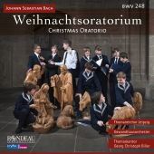 Album artwork for Bach: Weihnachtsoratorium / Christmas Oratorio