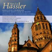 Album artwork for Hans Leo Hassler: Sacred Choral Music from Mainz