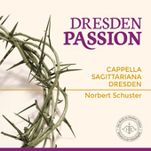 Album artwork for DRESDEN PASSION